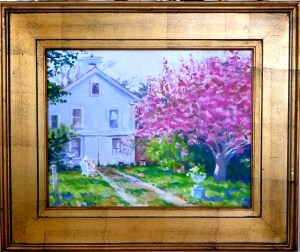 "#658 ""CHERRY BLOSSOMS,PLEASANT STREET, BASS RIVER"""