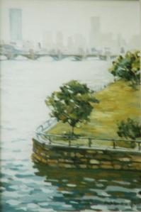 # 431, THE CHARLES RIVER, BOSTON,MA