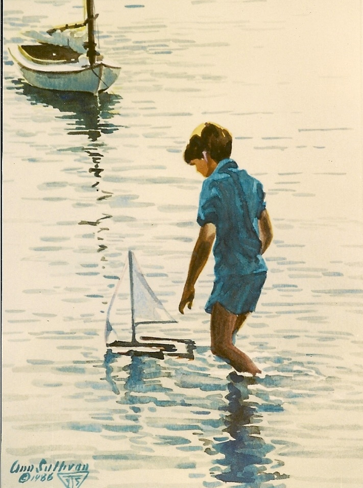 Lillle Boy Toys Boats : Beetle cats ann sullivan gallery page