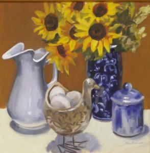#988, GOOD MORNING STILL LIFE