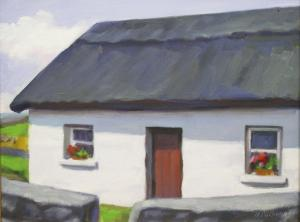 #1005, COTTAGE IN KERRY, IRELAND