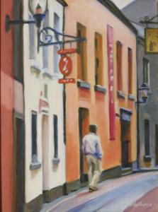 #1006, STREET IN GALWAY CITY, GALWAY, IRELAND