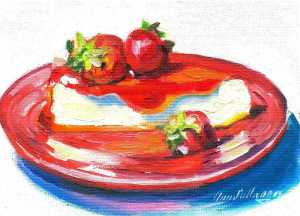 #786, STRAWBERRY DESERT