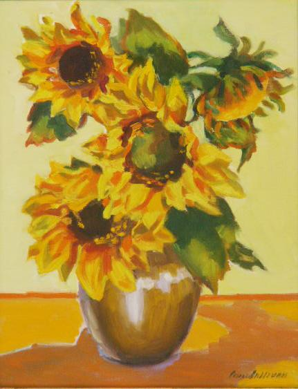 #800, SUNFLOWERS