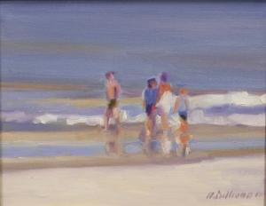 "#1056 ""A FAMILY, NAPLES BEACH"""