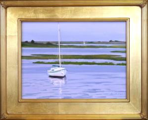 "#1075 ""MARSH VIEW"" (OBR SERIES #VI)"