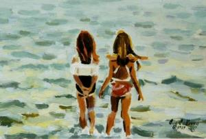 """# 0537 """" TWO GIRLS"""""""