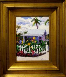 "#1089 ""BOTANICAL GARDENS COTTAGE, NAPLES, FL"""