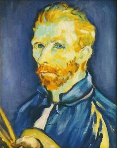 "#794 ""VINCENT VAN GOGH AT SAINT REMY, AUGUST 1889, AFTER VINCENT VAN GOGH"""