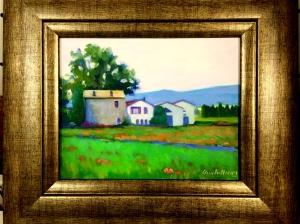 "#1205 ""A FARM IN PROVENCE"""