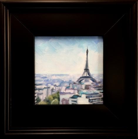 "#1238 ""PARIS"" (UN PETIT HOMMAGE A ALBERT MARQUET)"