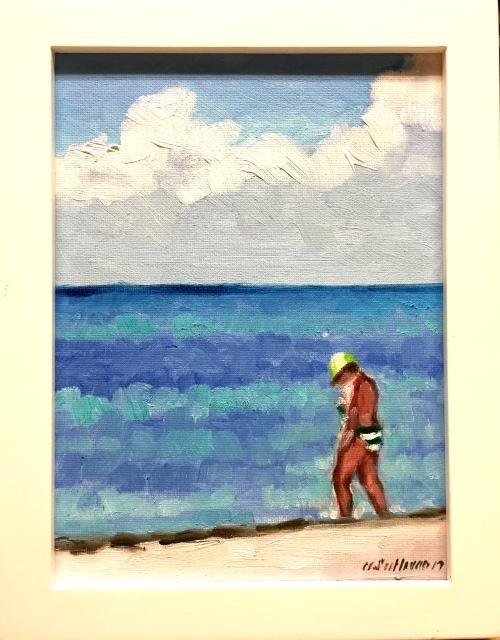"#1279 ""BEACH BELLE"""