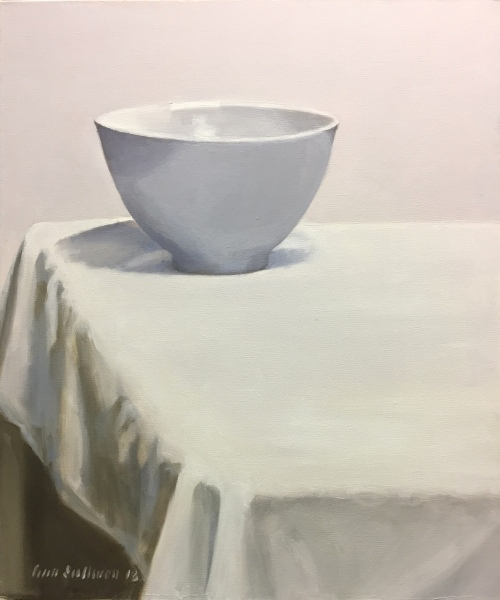 "#1304  ""STILL LIFE"" WITH BOWL"""